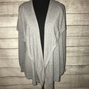 Ann Taylor open cardigan Small Petite